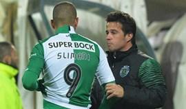 Slimani confirma convite de Marco Silva