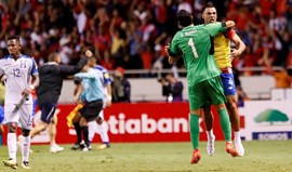 Costa Rica carimba passaporte com empate ante as Honduras