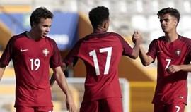 Portugal goleia Itália em Portimão