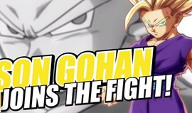 Gohan protagoniza o mais recente trailer de Dragon Ball FighterZ