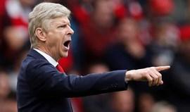 Comentador disse que Redknapp é melhor do que Wenger... e o francês não gostou