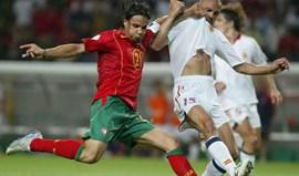 Nuno Gomes: «É impossível escolher a melhor Seleção de sempre»