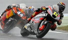Moto2: Oliveira foi o terceiro mais rápido nos treinos do Japão