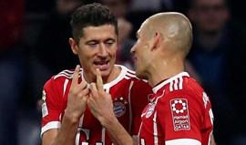 Lewandowski: «Bola de Ouro nunca foi o meu foco»