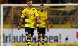 Borussia Dortmund perde invencibilidade caseira frente ao RB Leipzig