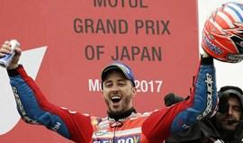 GP do Japão: Dovizioso vence no Japão e relança mundial
