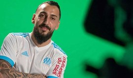 Mitroglou evita derrota do Marselha perto do final