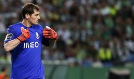 Incêndios: Casillas deixa mensagem de apoio