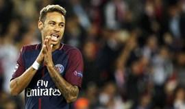 Neymar vai cobrar prémio chorudo ao PSG se vencer a Bola de Ouro