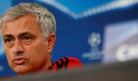 Mourinho e a lealdade de Luisão ao Benfica: «Carreira dele é francamente bonita»