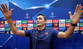 Ernesto Valverde: «Nós sabemos quem é o melhor do mundo»