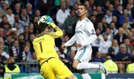 Real Madrid-Tottenham, 1-1 (2.ª parte)