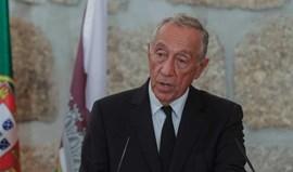 Marcelo avisa que usará todos os poderes contra fragilidade do Estado