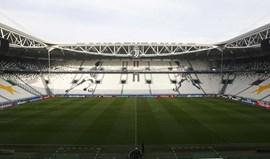 Juventus-Sporting, em direto