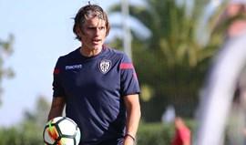Diego Lopez é o novo treinador do Cagliari