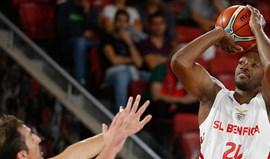 FIBA Europe Cup: Benfica começa com triunfo