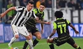 Juventus-Sporting, 2-1