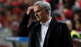 Mourinho faz as contas do Benfica: «Os nove pontos podem chegar»