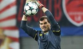 Casillas tem onda de apoio