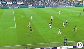 Os casos do Juventus-Sporting