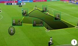 O Juventus-Sporting visto à lupa: Do controlo à derrota cruel