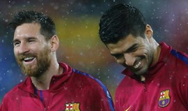 Valverde e a pastilha de Messi: «Se tomou e marcou... que tome outra!»