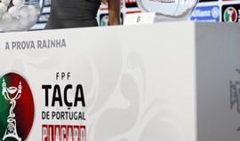 Sorteio da Taça de Portugal: Benfica e FC Porto defrontam equipas da Liga NOS