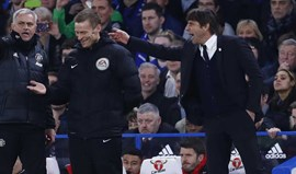 Como Mourinho já conseguiu mexer com os nervos de Conte... de novo