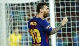 Murcia provoca Messi com um tweet