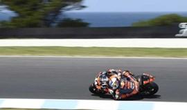 Moto2: Miguel Oliveira com o 4.º melhor tempo nos treinos livres do GP Austrália