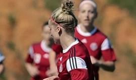 Futebolistas dinamarquesas com acordo parcial em matéria de salários