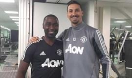 Andy Cole revela que vem aí um reforço para Mourinho: Ibrahimovic