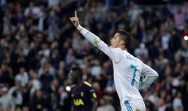Usain Bolt diz que Ronaldo merece vencer prémio The Best