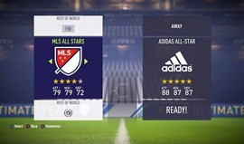 FIFA 18: Já tens as equipas da Adidas e da MLS All Stars?