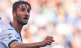 Cristante pode ir parar à Juventus... sem 'intervenção' do Benfica