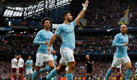 Manchester City supera Burnley e foge no topo
