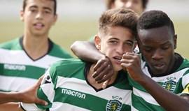 Sporting goleia e segue isolado na frente da Série E