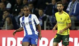 FC Porto frente ao P. Ferreira: Carpinteiros de luxo