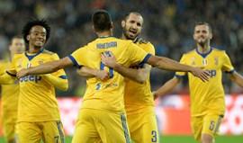 Juve goleia em Udine com hat trick de Khedira