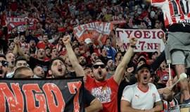Olympiacos aproxima-se da frente com vitória sobre o PAOK