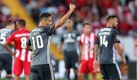 Crónica do Aves-Benfica, 1-3: Emoções sob controlo