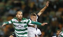 Crónica do Sporting-Chaves, 5-1: Leão reage bem às ressacas europeias
