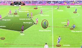 Aves-Benfica visto à lupa: Piscar o jogo à esquerda