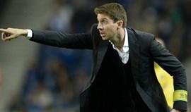 Vasco Seabra deixa o comando técnico do P. Ferreira