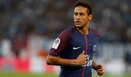 Neymar: «Tenho marcas no corpo todo»