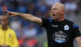 Pepe Mel já não é treinador do Deportivo