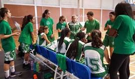 Equipa feminina de sub-16 do Sporting venceu Clube Nacional de Natação por... 193-0