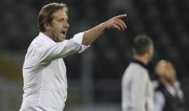 Pedro Martins acredita que a equipa está perto do trilho das vitórias