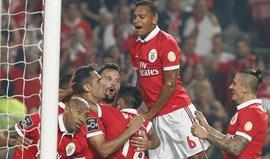 Factos e números do Benfica-Feirense