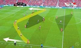 Benfica-Feirense visto à lupa: Águia perdeu-se no 4x4x2